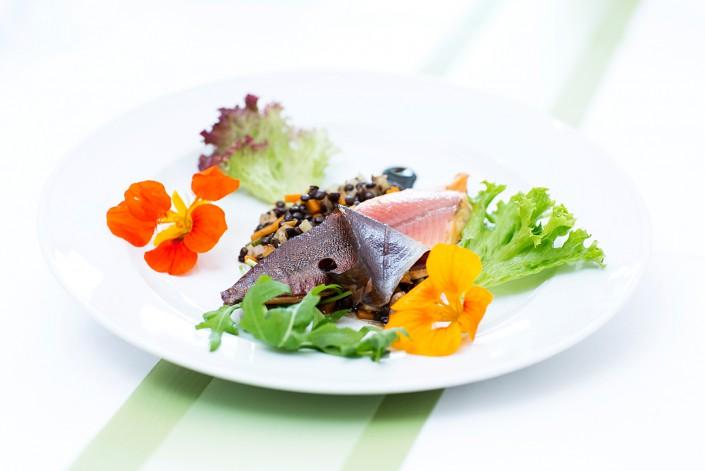 Leckere gesunde Fischgerichte